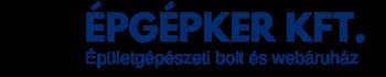 ÉPGÉPKER Kft logó